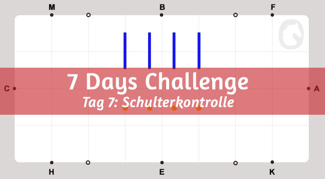 7 Days Challenge: Tag 7 - Schulterkontrolle